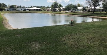 Mobile home in Fort Pierce Florida