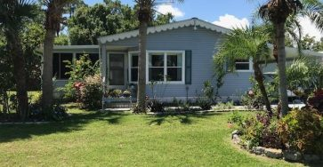 mobile home for sale in Fort Pierce FL