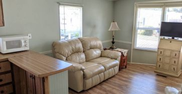 Furnished Winter get-a-way mobile home Mulberry FL