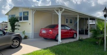 Spanish Lakes mobile home for sale Port St. Lucie FL