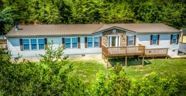Manufactured home in Rogersville TN for sale