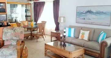 Furnished mobile home in Palm Harbor FL for sale