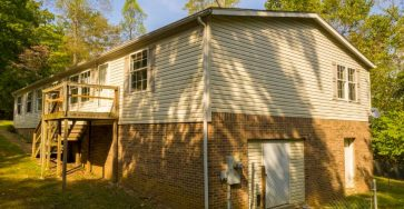 Country living mobile home in Rutledge Tennessee