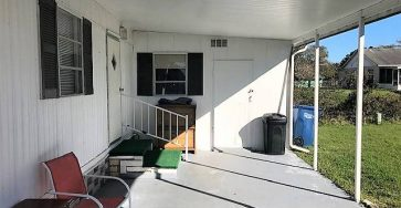 Colony Cove FL mobile home under $10,000 for sale
