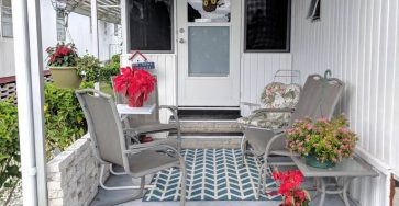 2 bed 2 bath mobile home in Lakeland Florida for sale