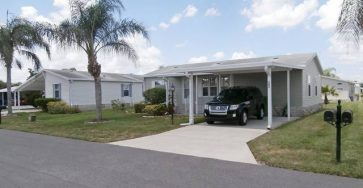 Cypress Creek Village mobile home for sale
