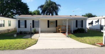 Kings Pointe mobile home for sale