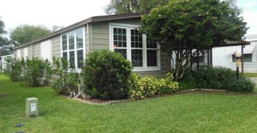 Bay Indies mobile home for sale 2 bed 2 bath less than $20k