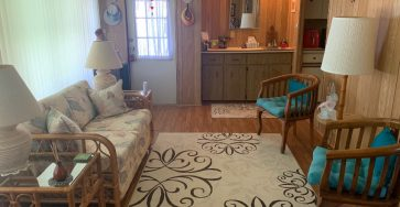 Country Club mobile home in Fort Pierce FL 2/2