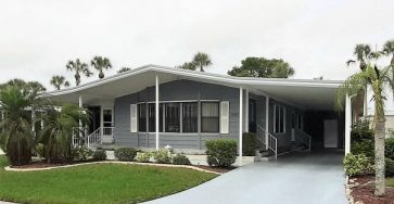 Fort Myers Manufactured Home for Sale 2/2