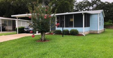 2/2 mobile home in Lake Alfred Florida for sale