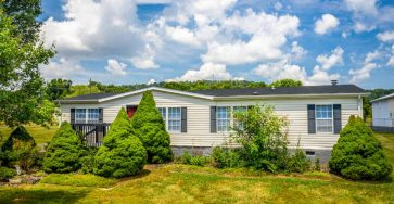 Johnson City TN mobile home for sale